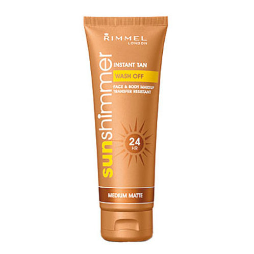 Rimmel Sunshimmer Wash Off Tan