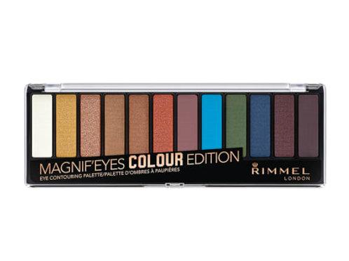 Rimmel Magnif'Eyes Colour Edition Palette