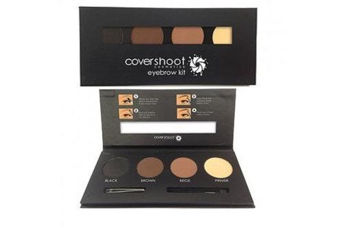 Covershoot Cosmetics Eyebrow Kit