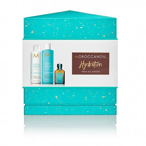Moroccanoil Hydration From All Angles Gift Set