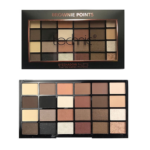 Technic Brownie Points Palette