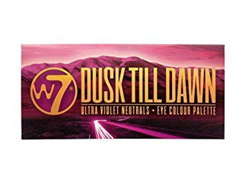 W7 Dusk Till Dawn Palette