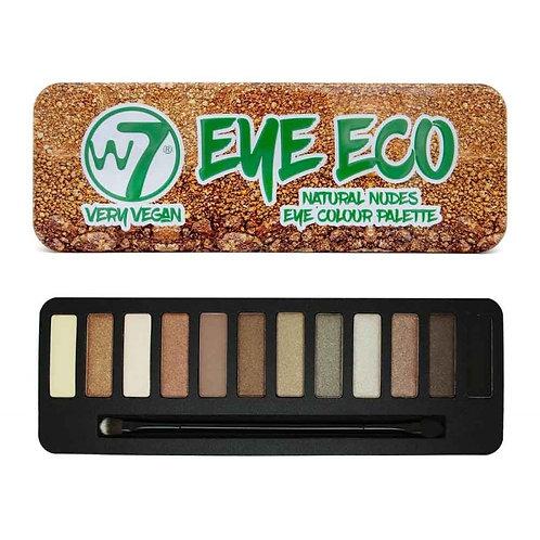 W7 Very Vegan Eye Eco Palette