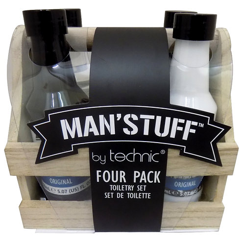 Technic Man's Stuff Toiletry Set