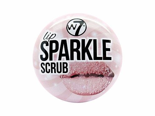 W7 Lip Sparkle Scrub