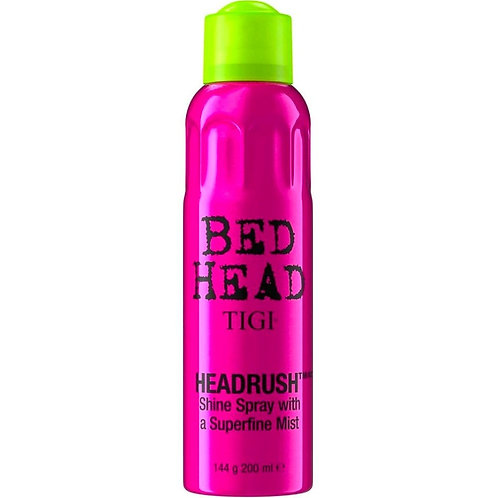 Bed Head Headrush Shine Spray 200ml