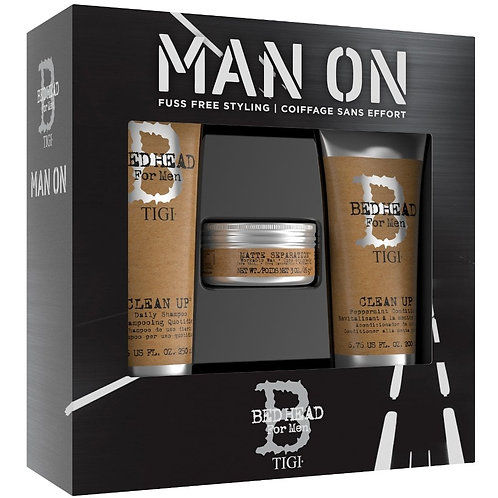 Bed Head Man On Gift Set