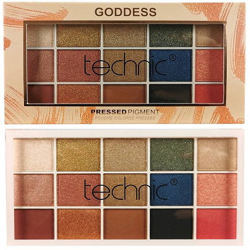 Technic 'Goddess' Eyeshadow Palette