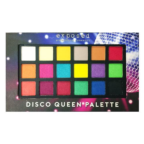 Exposed Disco Queen Eyeshadow Palette