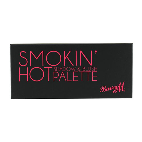 Barry M 'Smokin Hot' Shadow And Blush Palette