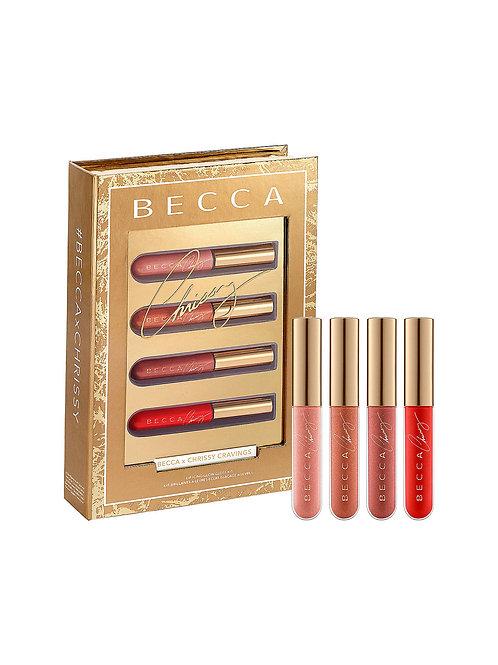 Becca Cosmetics x Chrissy Teigen Glow Gloss Kit