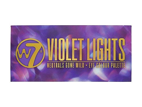 W7 Violet Lights Palette