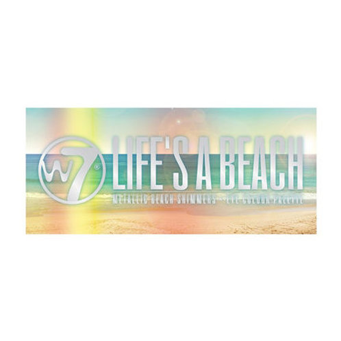 W7 Life's A Beach Palette