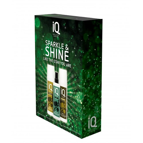 IQ Sparkle & Shine Gift Set