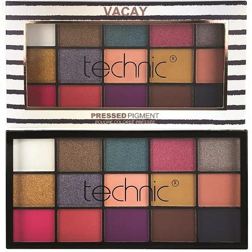 Technic 'Vacay' Eyeshadow Palette
