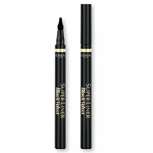 L'Oreal Super Liner Black Velvet