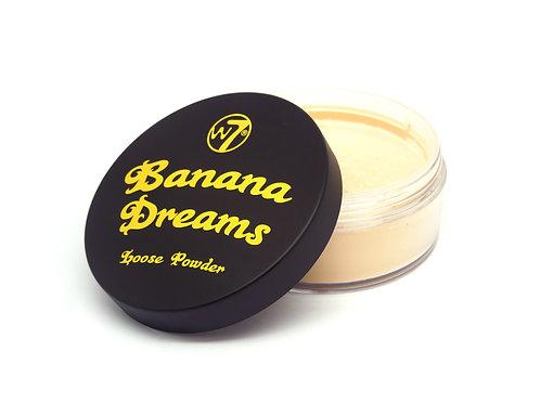W7 Banana Dreams Loose Powder