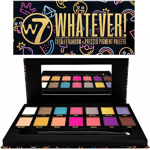 W7 'Whatever' Eyeshadow Palette