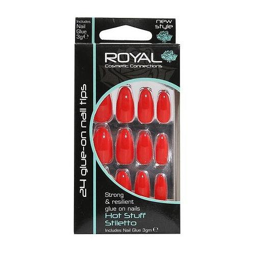 Royal Cosmetics Stiletto False Nails