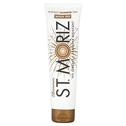 St Moriz Instant Shimmer Wash Off Tan 150ml