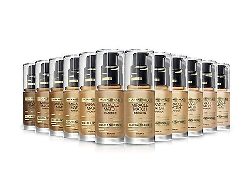 Max Factor Miracle Match Foundation Blur & Nourish