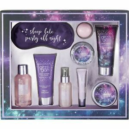 Style & Grace Galaxy Sleep Late Set
