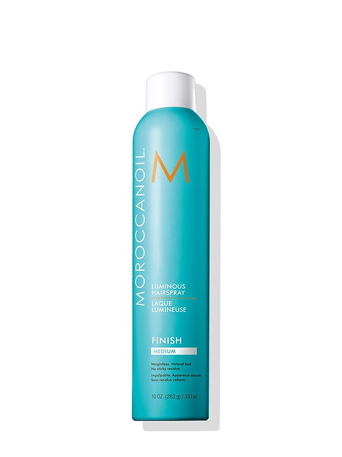 Moroccan Oil Luminous Medium Hairspray 330ml