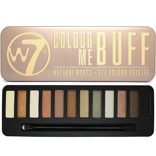 W7 Colour Me Buff Palette