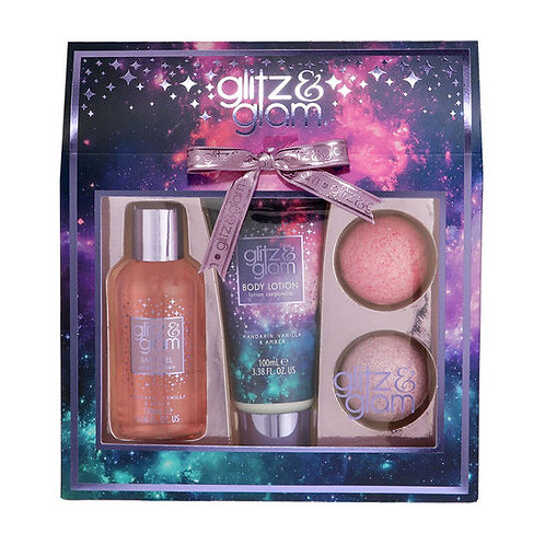 Style & Grace Galaxy Gift Of The Glow Set