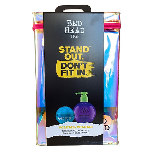 Bed Head By Tigi Stand Out Volume Gift Set