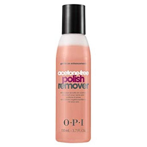 OPI Acetone Free Polish Remover