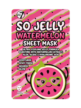 W7 So Jelly Watermelon Sheet Mask