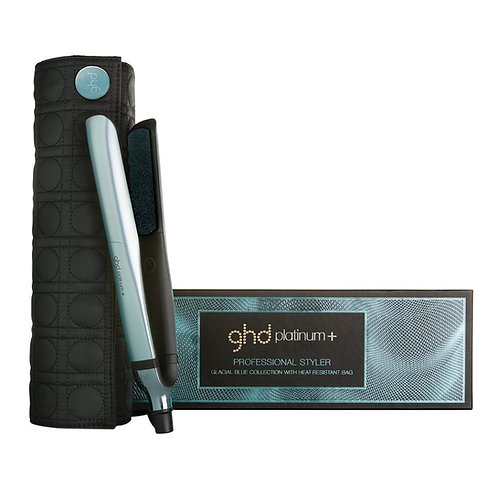 GHD Platinum + Glacial Blue Professional Styler