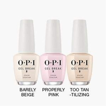 OPI Gel Break 2