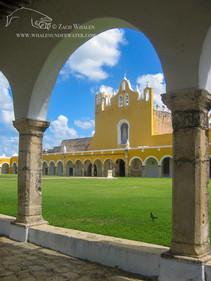 Convento de San Antonio, Mexico
