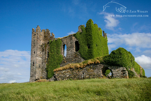 Ballycarberry Castle, Ireland