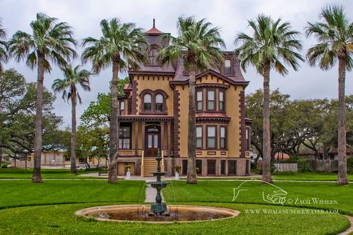 Fulton Mansion, Texas