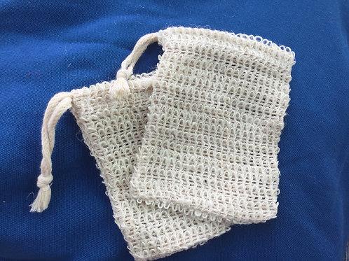 Sisal Soap Bag for the shower
