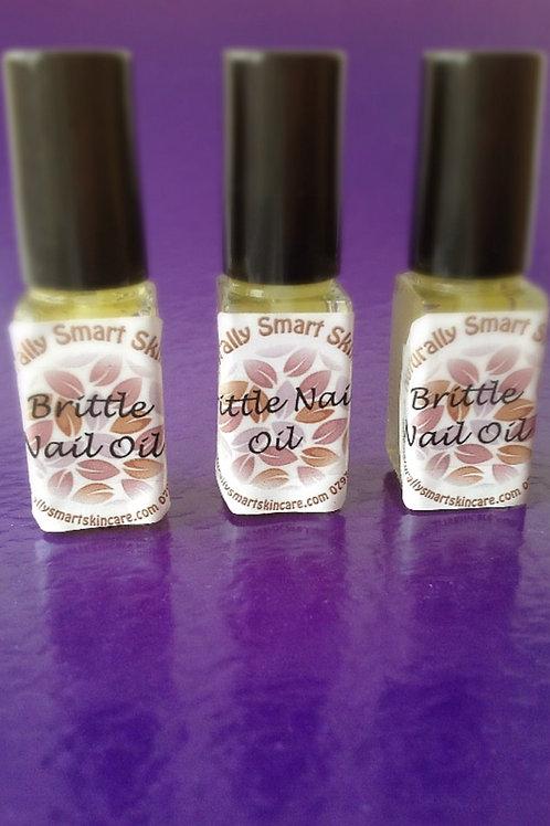 Brittle Nail Oil