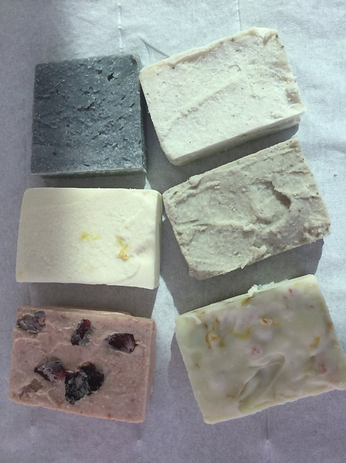 Salt Spa Soap Bar