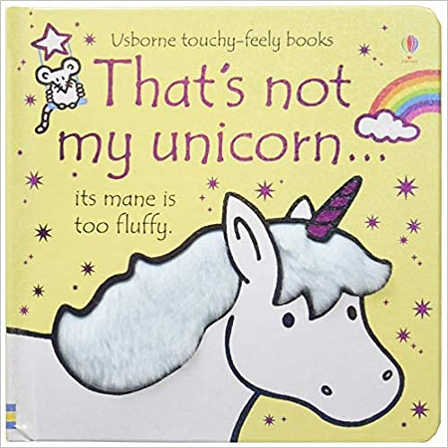 That's Not My Unicorn Board Book