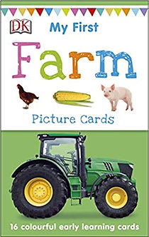 My First Farm Picture Cards