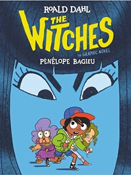 The Witches: The Graphic Novel Hardcover