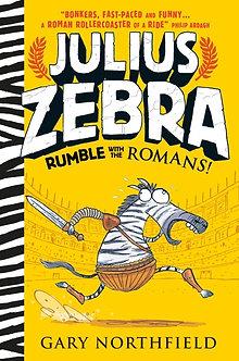 Julius Zebra: Rumble with the Romans