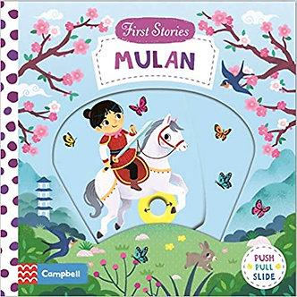 Mulan (First Stories) Board book
