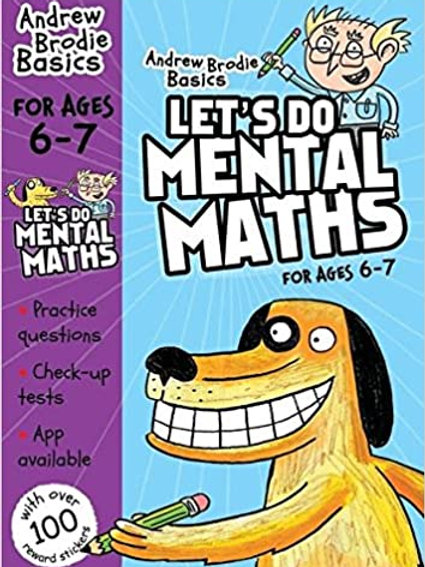 Let's do Mental Maths for ages 6-7: For children learning at home