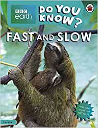 Do You Know? Level 4 – BBC Earth Fast and Slow