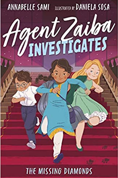 Agent Zaiba Investigates: The Missing Diamonds: 1