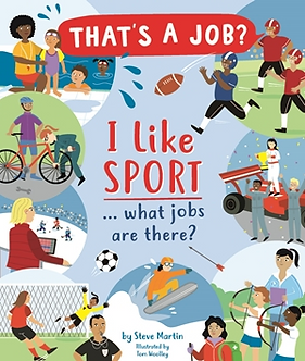 I Like Sports… what jobs are there? (That's A Job?)