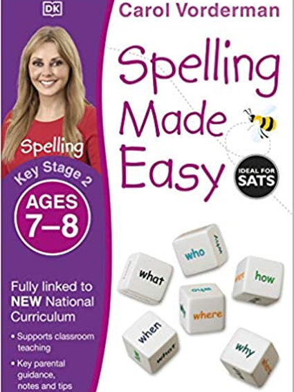 Spelling Made Easy Ages 7-8 Key Stage 2 (Made Easy Workbooks) Paperback